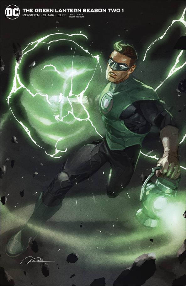 Green Lantern: Season Two 1-B by DC
