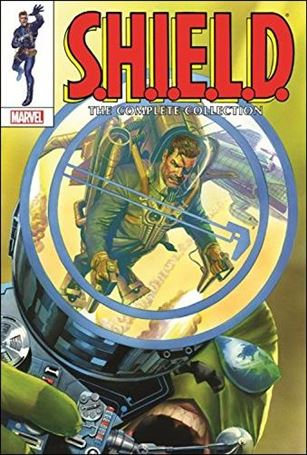 S.H.I.E.L.D. The Complete Collection Omnibus nn-A