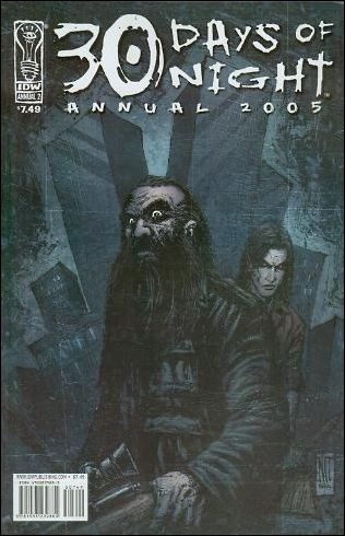 30 Days of Night Annual 2-A by IDW