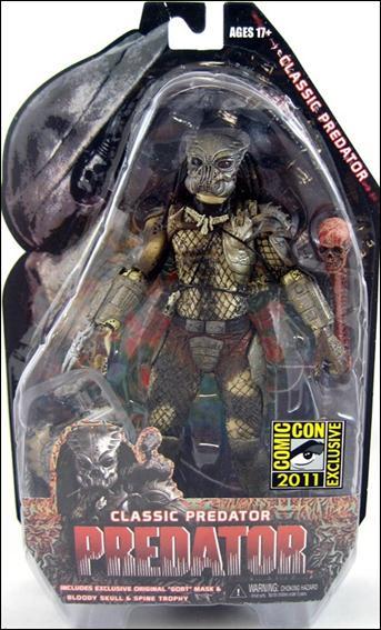 Predator Classic Predator (Gort Mask) by NECA