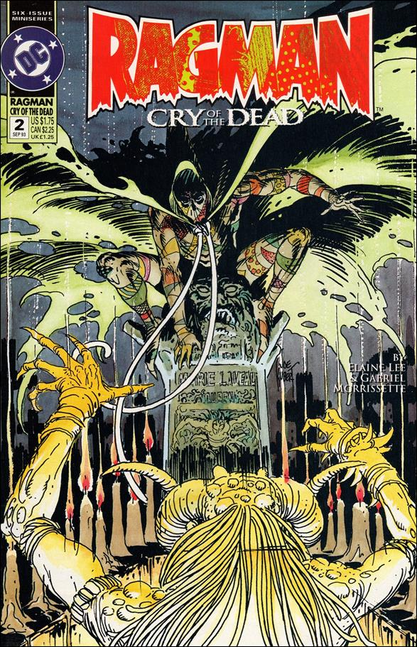 Ragman: Cry of the Dead 2-A by DC
