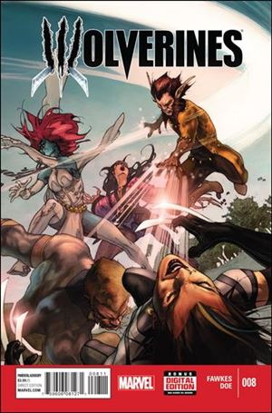 Wolverines 8-A