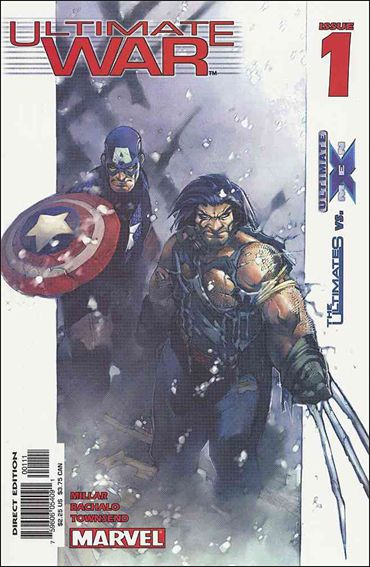 Ultimate War 1-A by Marvel
