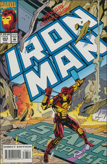 Iron Man (1968) 303-A by Marvel