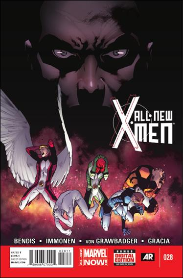 All-New X-Men 28-A by Marvel
