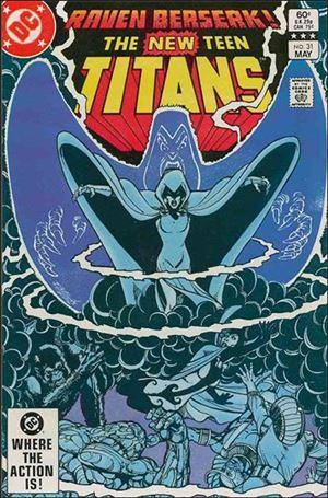 New Teen Titans (1980) 31-A