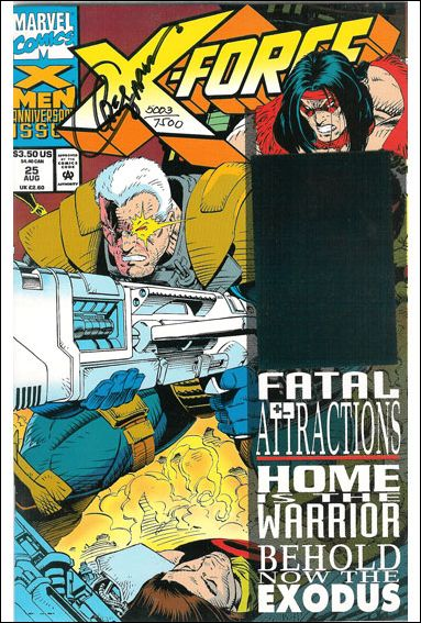 X-Force (1991) 25-B by Marvel