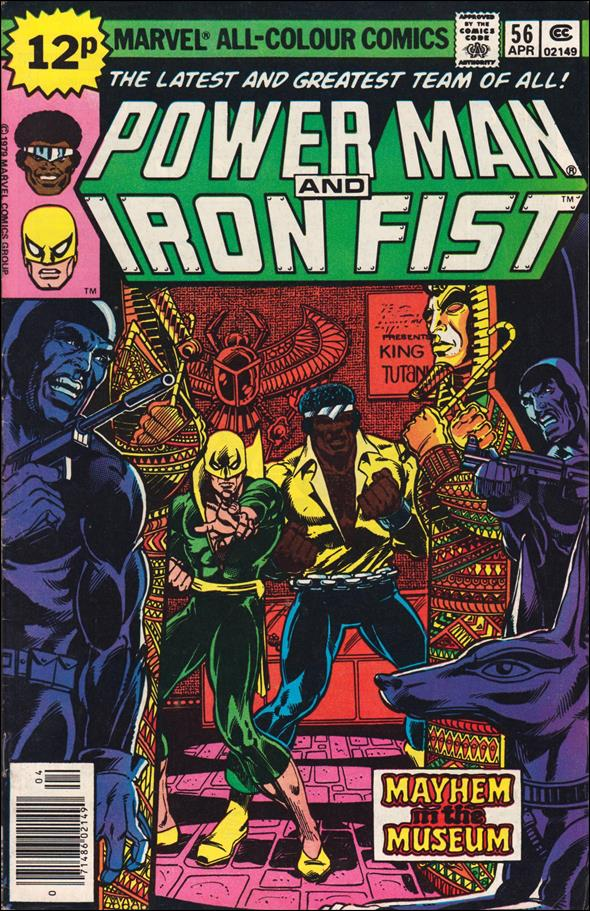 Power Man and Iron Fist (1978) 56-B by Marvel