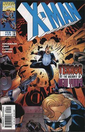 X-Man 35-A