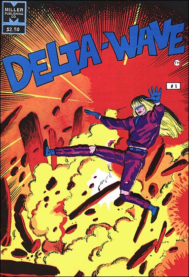 Delta-Wave 1-A by Miller Publishing Company