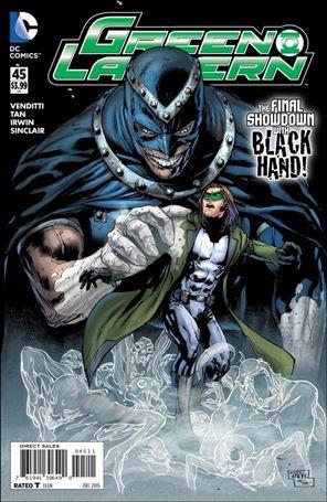 Green Lantern (2011) 45-A