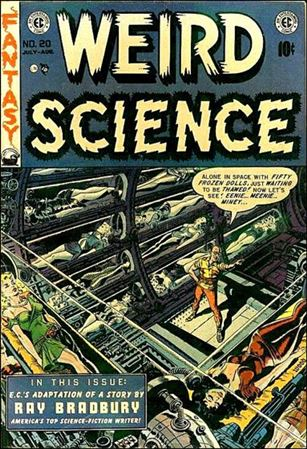 Weird Science (1950) 20-A