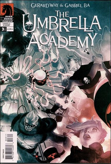 Umbrella Academy: Apocalypse Suite 3-A by Dark Horse
