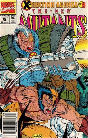 New Mutants (1983) 97-A