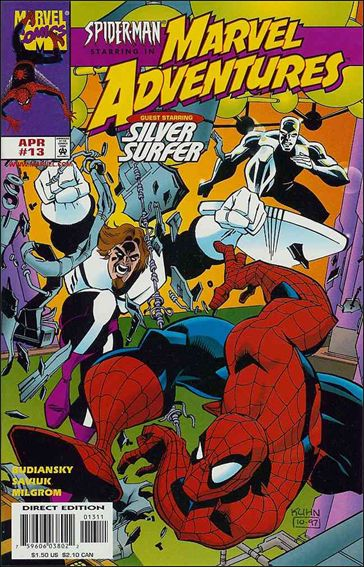 Marvel Adventures 13-A by Marvel