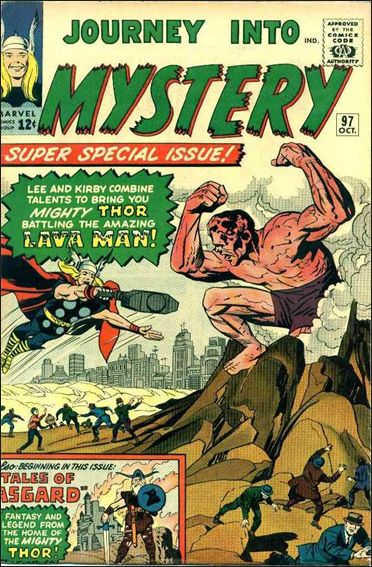 Journey into Mystery (1952) 97-A by Marvel