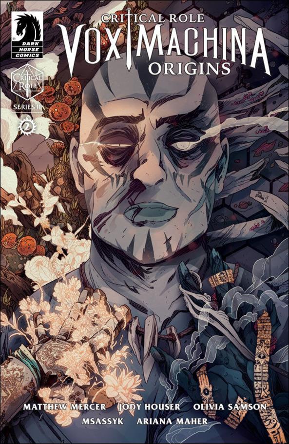 Critical Role: Vox Machina Origins II 2-A by Dark Horse
