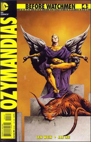 Before Watchmen: Ozymandias 4-C by DC