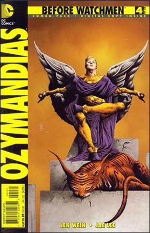 Before Watchmen: Ozymandias 4-C