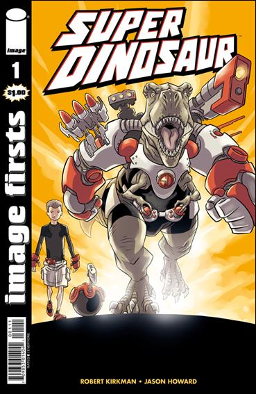 Super Dinosaur 1-D by Skybound Entertainment