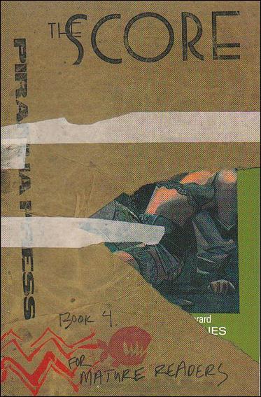 Score 4-A by Piranha Press