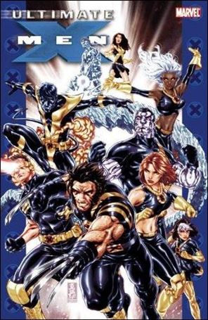 Ultimate X-Men: Ultimate Collection 4-A