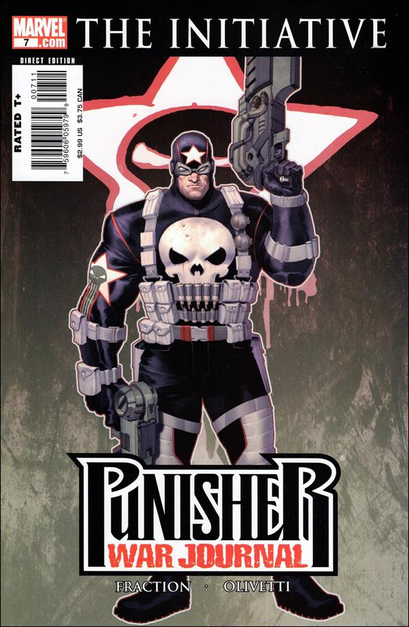 Punisher War Journal (2006) 7-B by Marvel