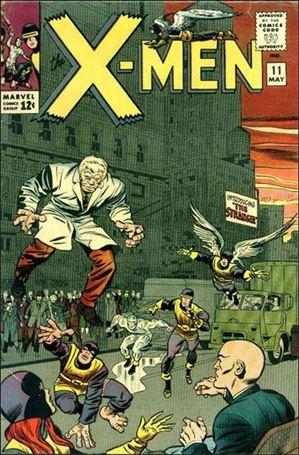X-Men (1963) 11-A
