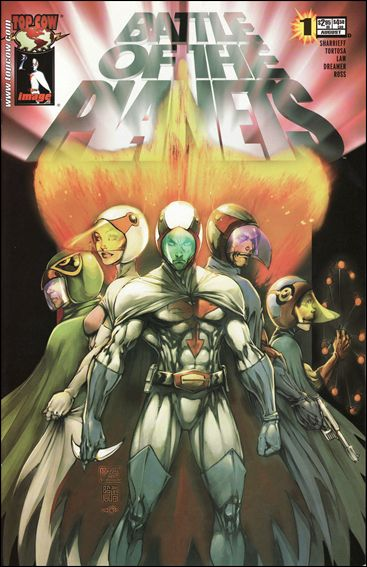 Battle of the Planets (2002) 1-D by Top Cow