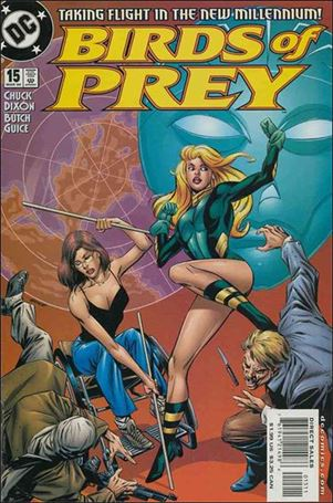 Birds of Prey (1999) 15-A