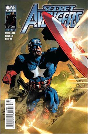 Secret Avengers (2010) 12-A