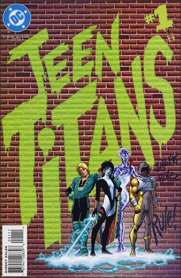 Teen Titans (1996) 1-A by DC
