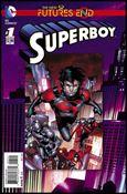 Superboy: Futures End 1-B