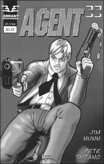 Agent33 1-A by Errant Entertainment
