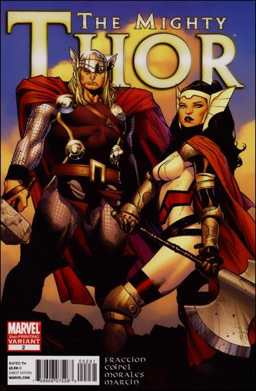 Mighty Thor 2-C by Marvel