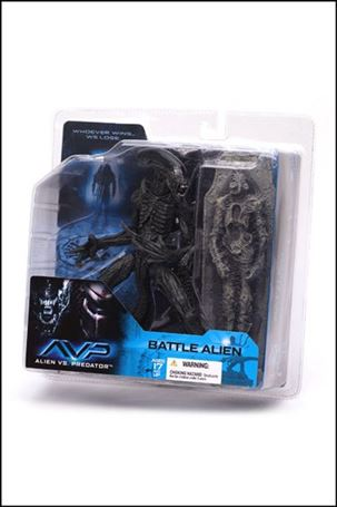 Alien vs Predator (Series 1) Battle Alien