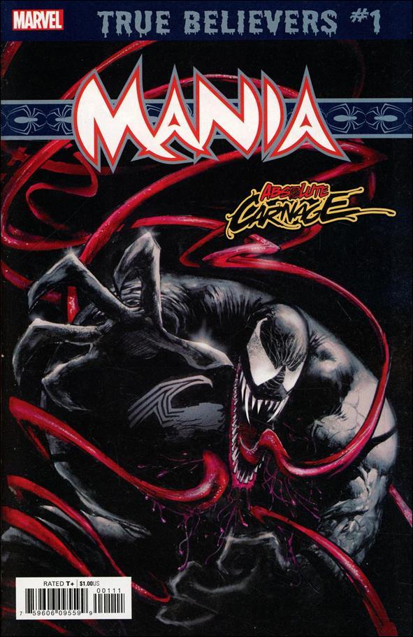 Venom (2003) 1-C by Marvel