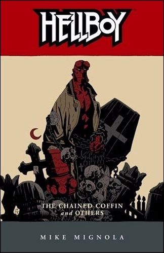 Hellboy 3-A by Dark Horse