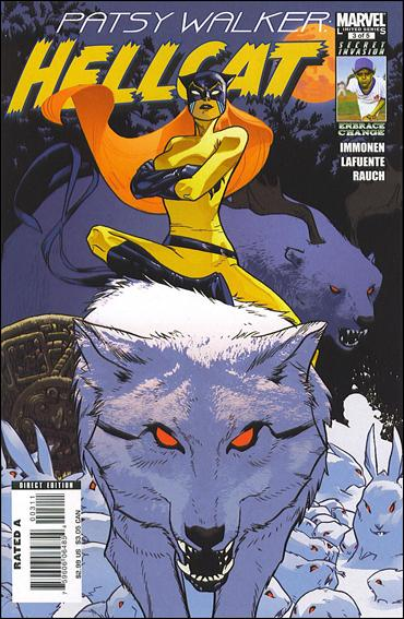 Patsy Walker: Hellcat 3-A by Marvel