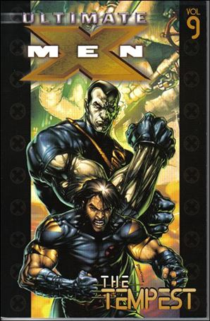 Ultimate X-Men 9-A