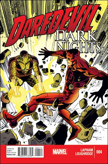 Daredevil: Dark Nights 4-A by Marvel