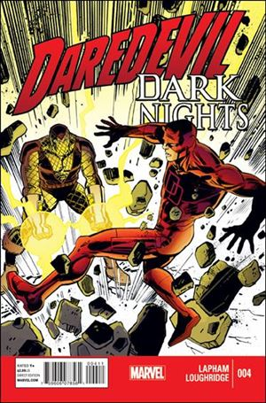 Daredevil: Dark Nights 4-A