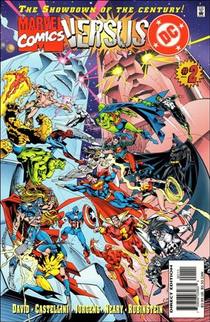 Marvel Versus DC/DC Versus Marvel 2-A
