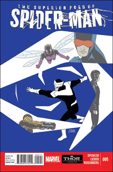 Superior Foes of Spider-Man 5-A by Marvel