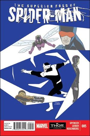 Superior Foes of Spider-Man 5-A