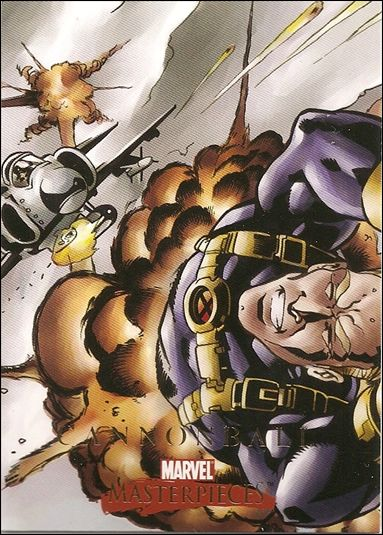 2008 Marvel Masterpieces: Series 2 (Base Set) 7-A by SkyBox