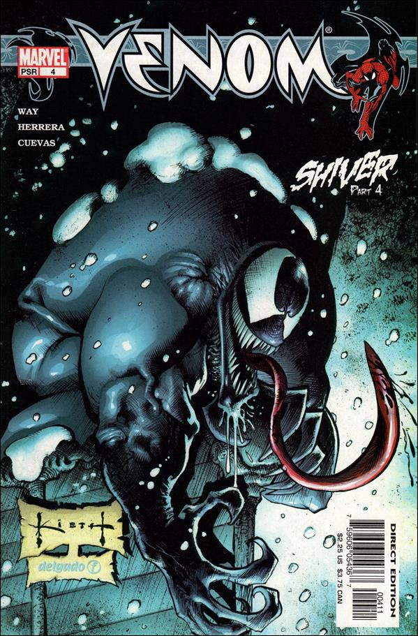 Venom (2003) 4-A by Marvel