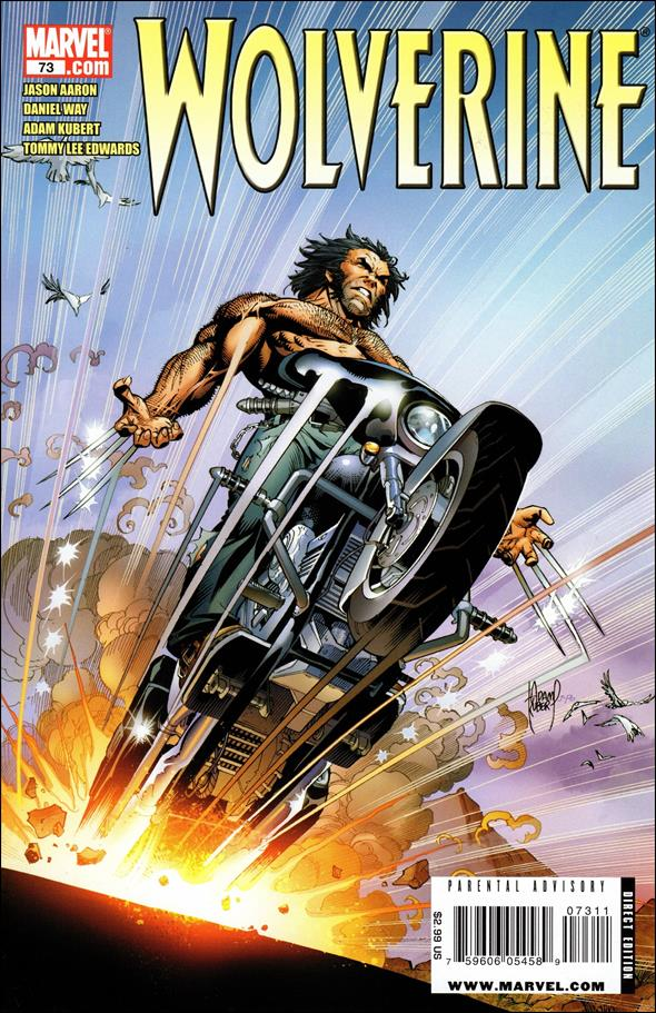 Wolverine (2003)  73-A by Marvel