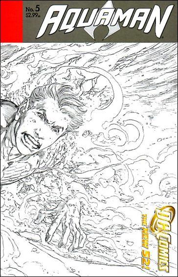 Aquaman (2011) 5-B by DC
