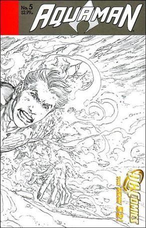 Aquaman (2011) 5-B